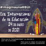 Manifiesto de Eureka por el Día Internacional de la Educación